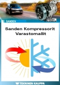 Sanden-kompressorit