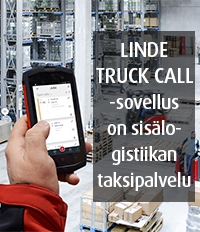 Linde Truck Call -sovellus